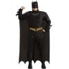 Batman Dark Knight Deluxe Muscle Chest Batman Adult Plus Costume